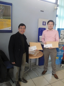 Le Trung Tinh va Tran Bang gui thu cho Lien Hop Quoc